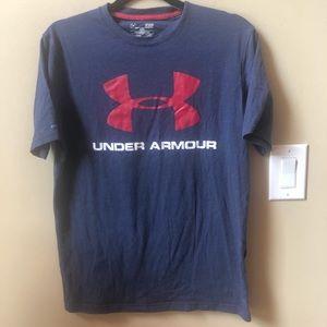 Under Armour blue men's small shirt